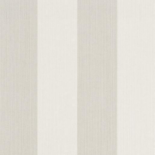 Papel pintado rayas blanco y gris tacto tela boutique - Papel pintado rayas gris y blanco ...