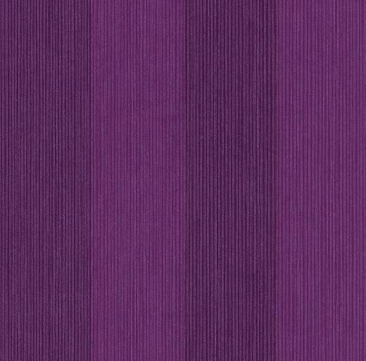 Papel pintado rayas tonos morado tacto tela boutique del for Papel pintado de lunares