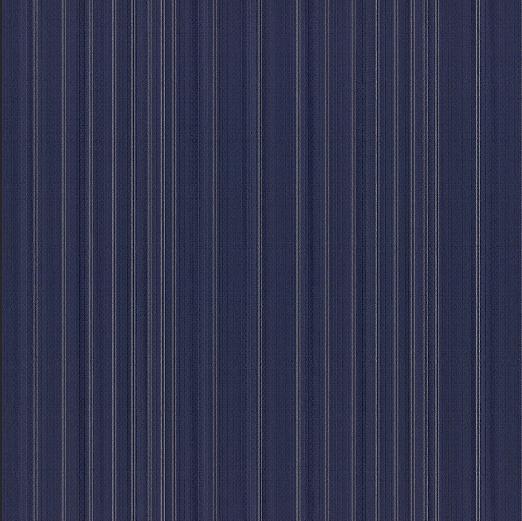 papel pintado rayas azul noche y plata boutique del