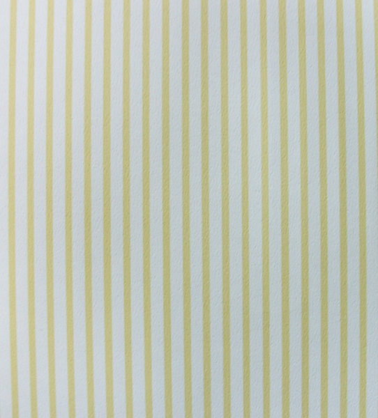 Papel pintado rayas 2 mm amarillo y blanco boutique del for Boutique del papel pintado