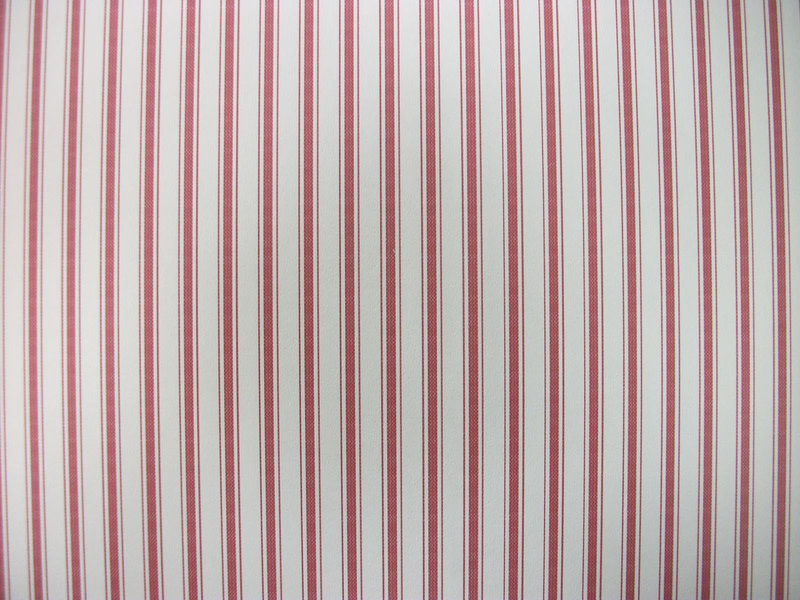Papel pintado rayas 5 mm crema y rojo boutique del for Boutique del papel pintado