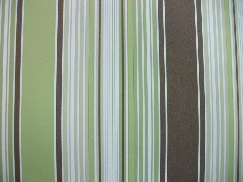 papel pintado rayas tonos verde marrn y blanco
