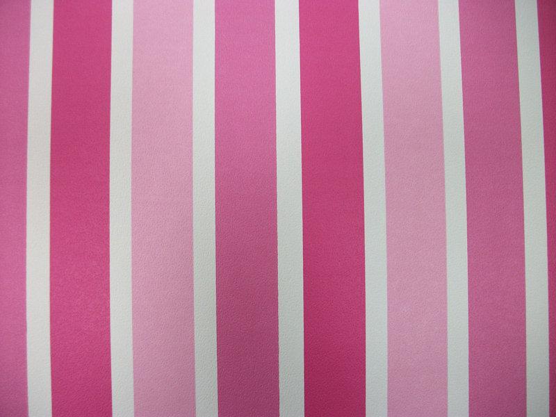 Papel pintado rayas 3 2 cm tonos rosas boutique del for Papel pintado de lunares