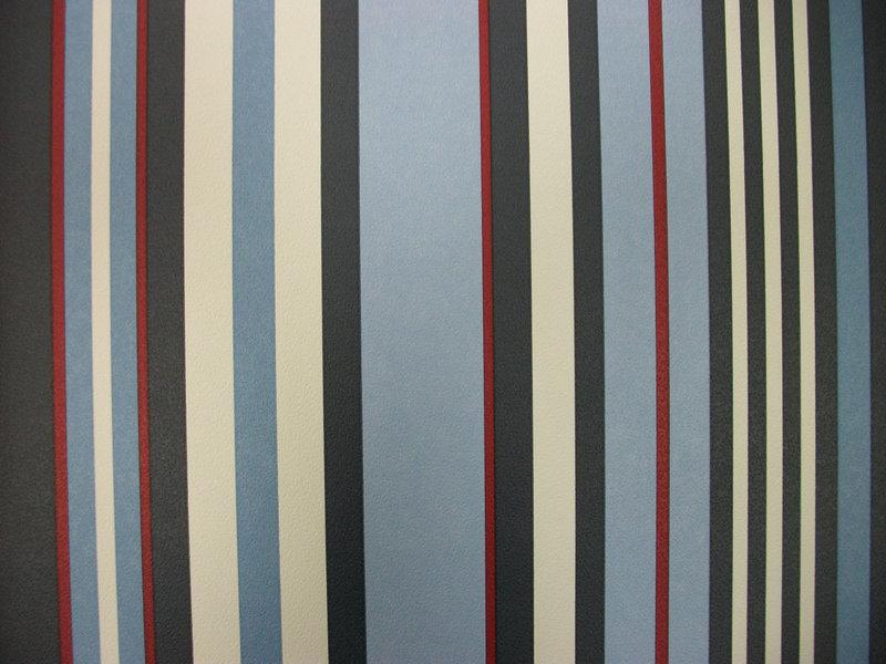 Papel pintado rayas azules rojo blanco y negro - Papel a rayas para paredes ...
