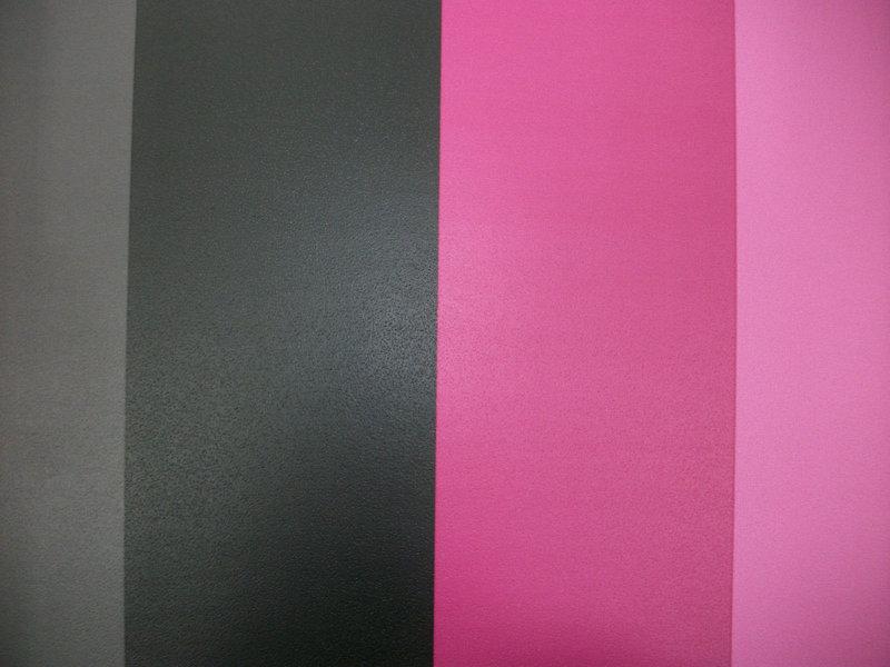 papel pintado 13 cm tonos rosas gris y negro boutique