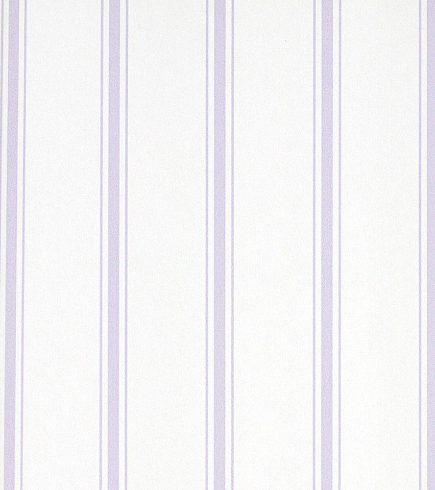 Papel pintado rayas triple morado boutique del papel for Boutique del papel pintado