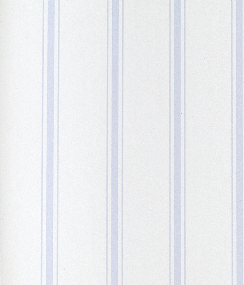 Papel pintado rayas triple azul boutique del papel pintado for Papel pintado azul