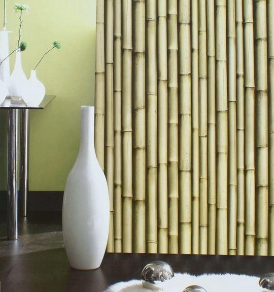 Papel pintado bamb boutique del papel pintado for Boutique del papel pintado