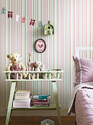 Papel pintado rayas colores boutique del papel pintado - Papel pintado colores ...