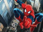 Mural Marvel Spiderman